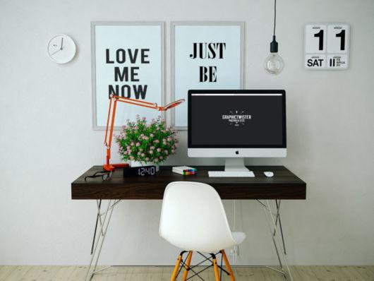 Que tal apostar no minimalismo? Em muitos casos, menos é mais