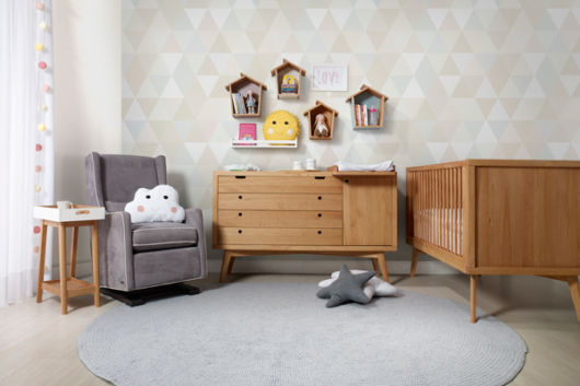 Um ambiente organizado e relaxante faz toda a diferença nos cuidados do bebê