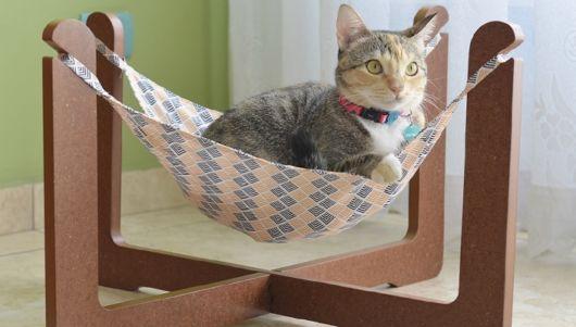 fotos de rede para gatos