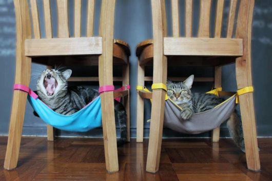 rede para gatos para prender em cadeiras