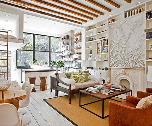 Esse é um ótimo projeto para apartamentos e salas grandes