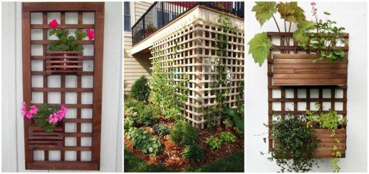 modelos de jardim vertical