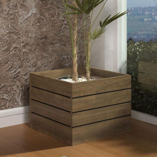 Sofisticação para sua sala, sobretudo se o ambiente é rústico ou moderno