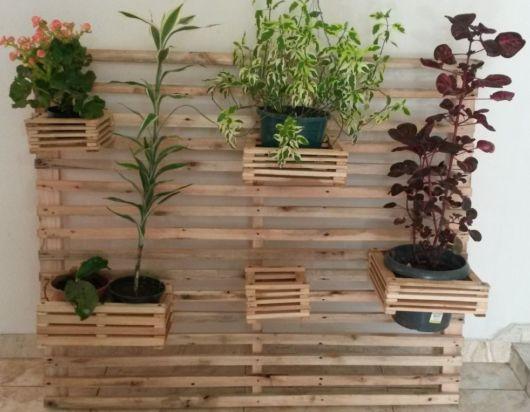 Dá para cultivar várias plantas em vasos grandes, sem dúvidas uma ótima ideia