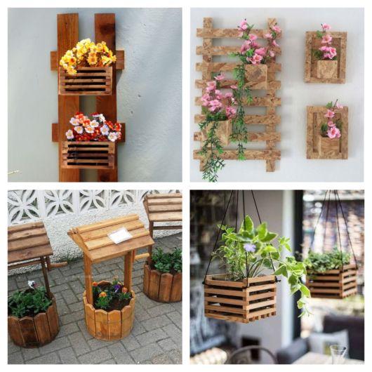 Se caso você deseja decorar seu ambiente com vários cachepôs de madeira, confira o post com ótimas dicas, bem como 60 lindas fotos