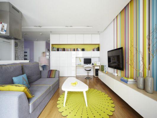 Dica para modernizar sua sala de TV