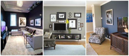 Que cor você quer para sua sala?