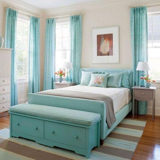 cortina tiffany combinando com móveis