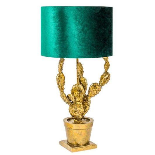 Também há modelos de luminárias sofisticadas