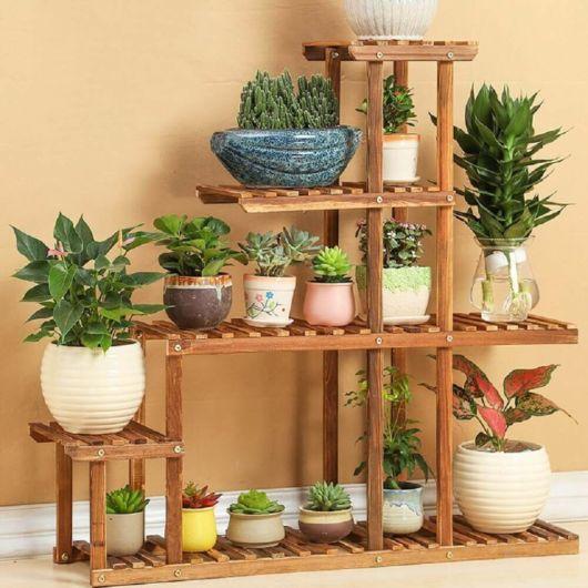 Os modelos de madeira são perfeitos para um ambiente rústico