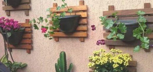 Que tal se inspirar nessa ideia? Sem dúvidas, uma opção excelente para dar um up em seu quintal