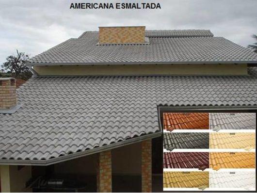 A colocação das telhas faz toda a diferença