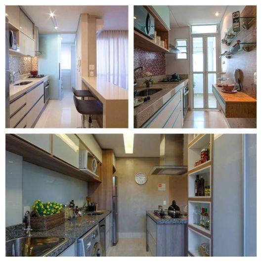 Além de um planejamento perfeito, uma boa decoração faz toda a diferença em seu projeto de cozinha de apartamento pequeno