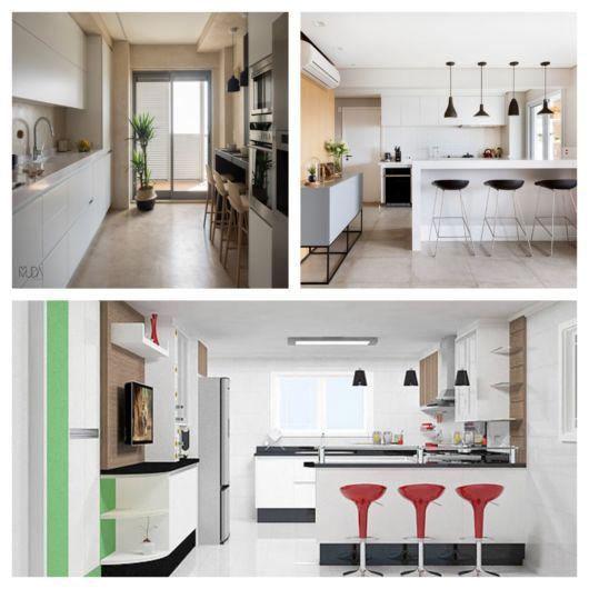 O minimalismo é interessante em projetos modernos e sofisticados