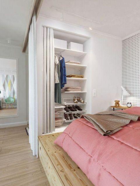Alguns modelos são planejados e se adaptam perfeitamente ao cômodo