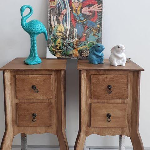 Sua sala ficará linda com esses móveis e com lindos adereços temáticos