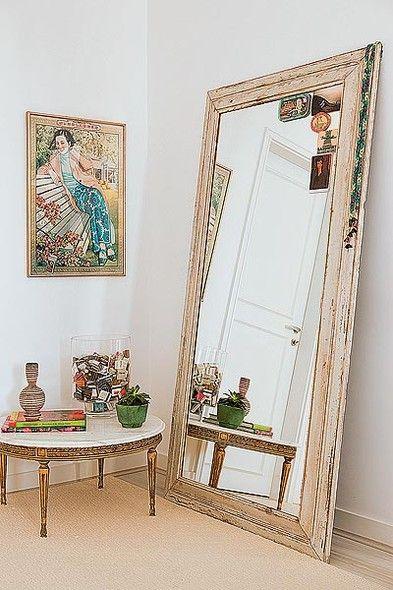 Uma proposta rústica e de total bom gosto para deixar seu cômodo lindo