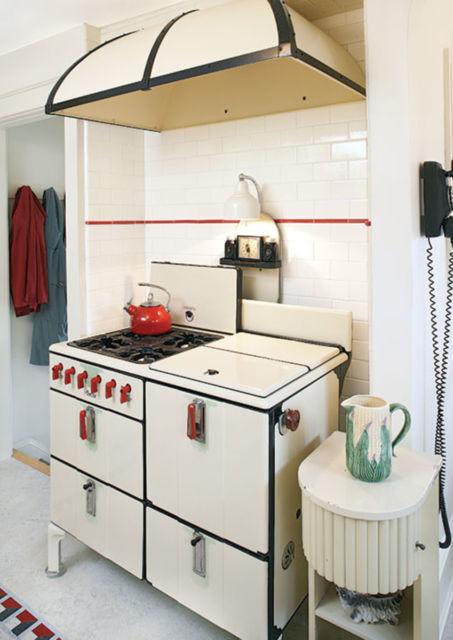 Um fogão branco bem grande para quem busca opções multifuncionais