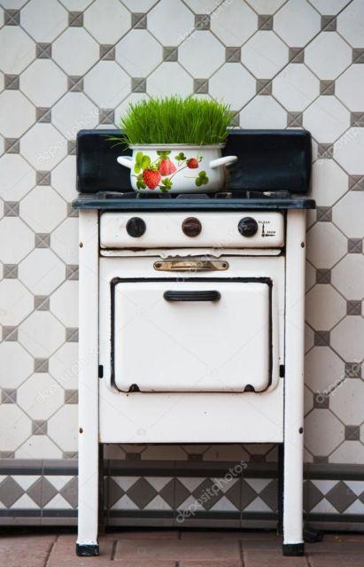 Um modelo compacto e ideal para uma cozinha pequena