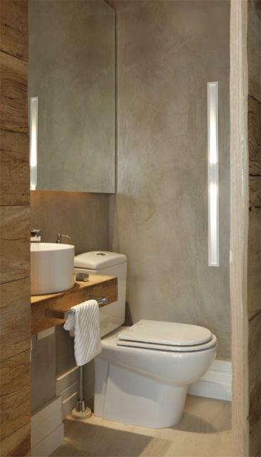 lavabo moderno decorado