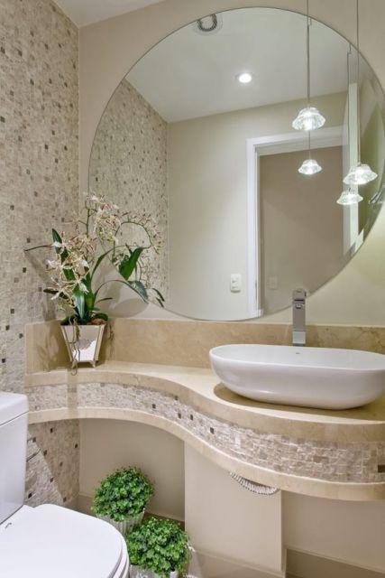 lavabo pequeno moderno