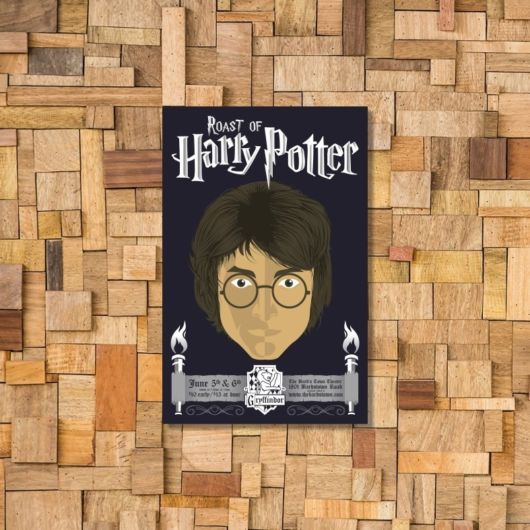 presente fã harry potter
