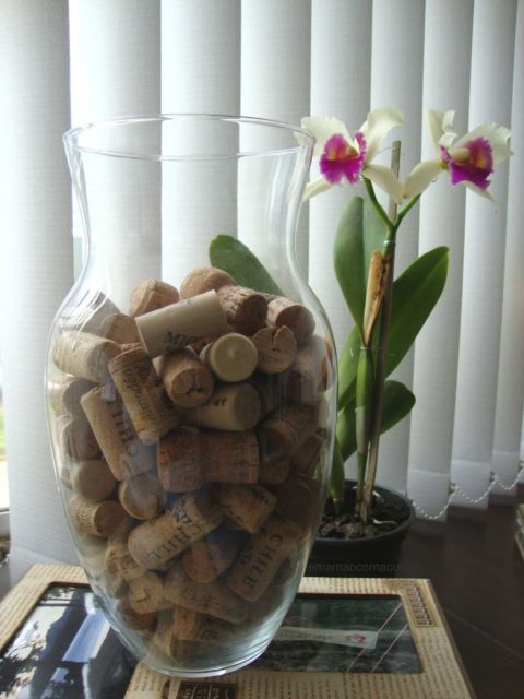 Combine com flores e outros adornos decorativos essenciais