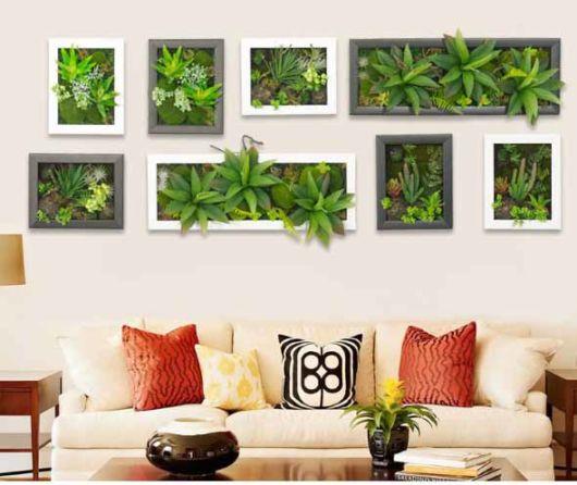 Várias opções compactas decorar a sua sala moderna, o que acha dessa ideia?