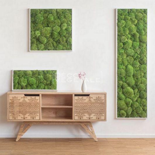 Quadros de vários formatos podem contar com a mesmo padrão de planta