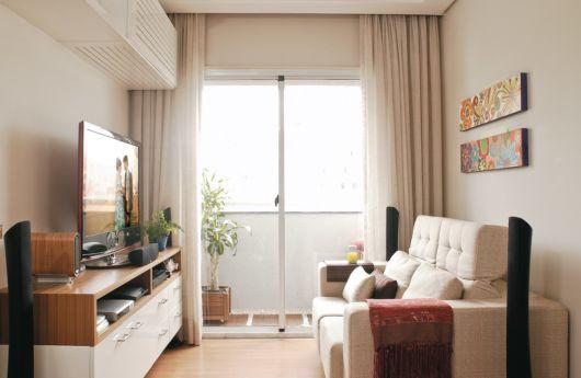 O minimalismo na decoração é bem importante em diversos projetos