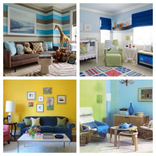 Belos exemplos de projetos para você que gosta de uma decoração clean e moderna