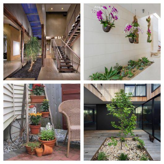 60 lindas inspirações de jardim de inverno pequeno + dicas impressionantes para montar em sua casa