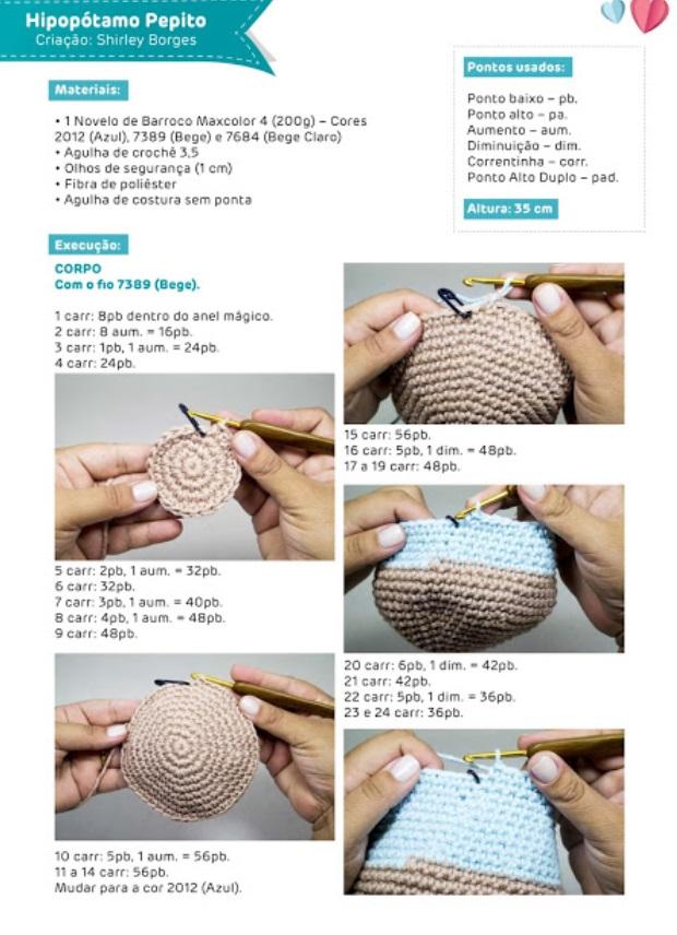 Material para Amigurumi de Crochê - LINHAS - YouTube | 856x620