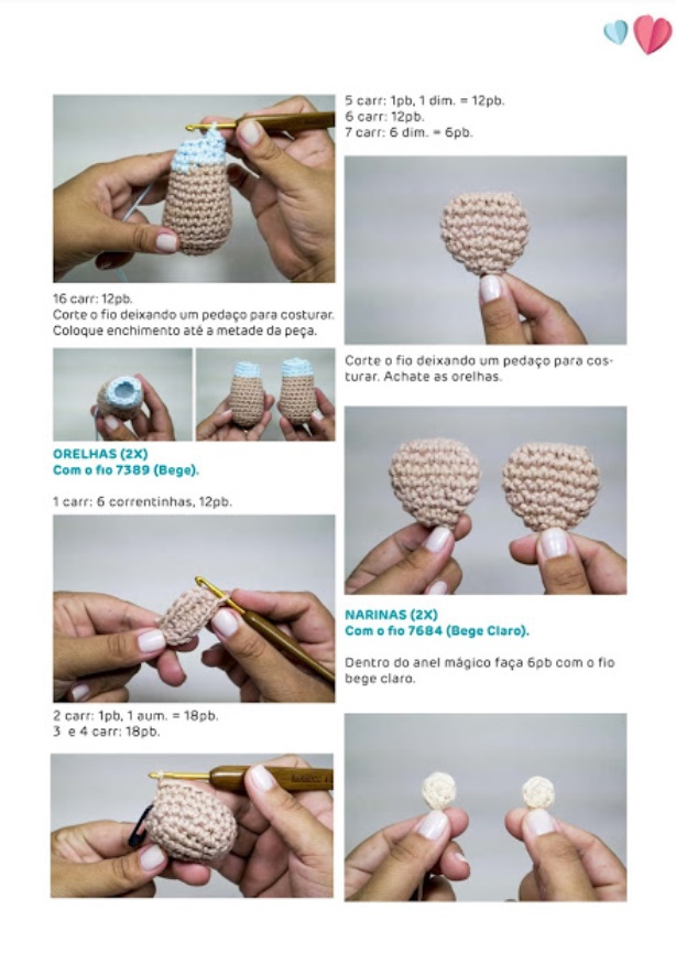 41+ Awesome Amigurumi Crochet Ideas for This Year! - Page 13 of 41 ... | 865x614