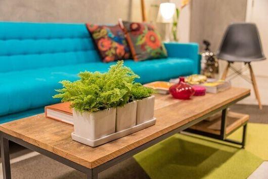 Você pode seguir tendências básicas para criar um ambiente harmônico e coerente em sua casa