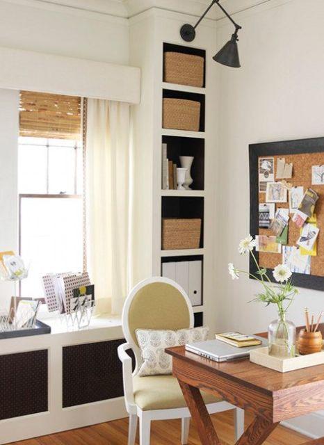 Quadros pequenos são ótimos para espaços mais compactos
