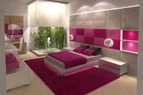 Lindo projeto para deixar seu quarto requintado e com mais vivacidade