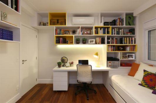 Uma estrutura planejada pode se adaptar perfeitamente ao seu projeto