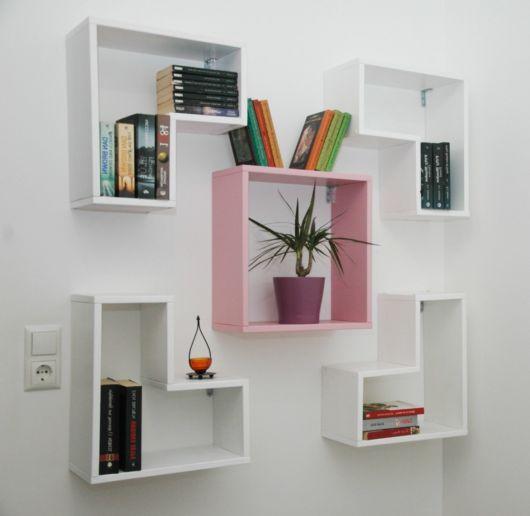 O método de instalação também pede criatividade e bom gosto