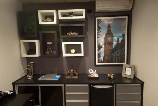 fotos de nicho para escritório