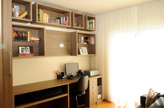 nicho para escritório simples
