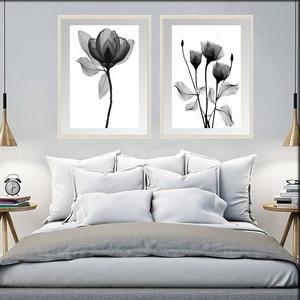 Uma versão perfeita com flores