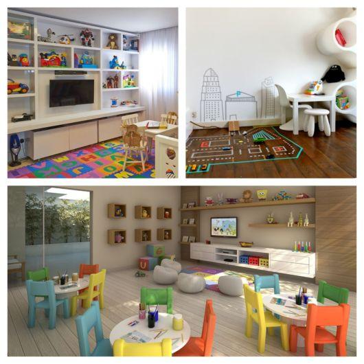 Sem dúvidas, você pode se inspirar em muitas ideias para decorar o espaço!