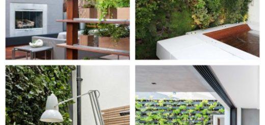 Como fazer um jardim vertical: as melhores inspirações para o seu projeto