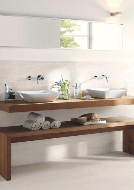 Uma bela inspiração clean para quem adora elegância e minimalismo em seus projetos
