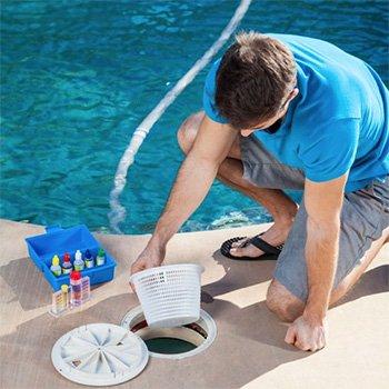 Como limpar piscina: sem dúvidas, é um processo essencial que pode ser feito por você mesmo!