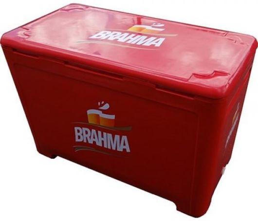 Versão de plástico customizada Brahma