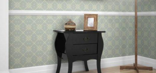 O criado mudo é um verdadeiro coringa na decoração da sua casa