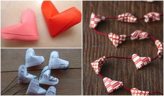 ideias de dobradura 3D