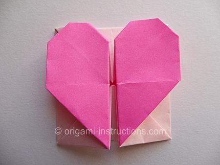 origami que abre